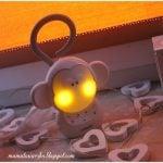 W trosce o spokojny sen mojego dziecka… Uspokajająca Małpka Myla